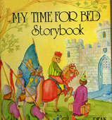 My Time for bed : storybook